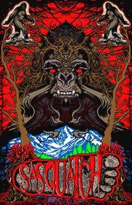 Sasquatch Bigfoot