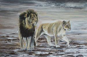 LION ALERT