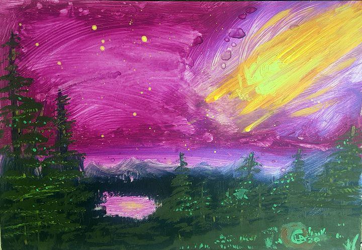 Night of the Comet - Jamison Challeen