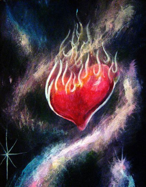 Sacred Heart - Rebecca Ra
