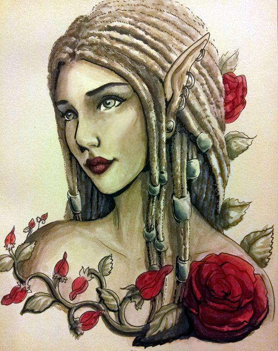 Roses - Rebecca Ra