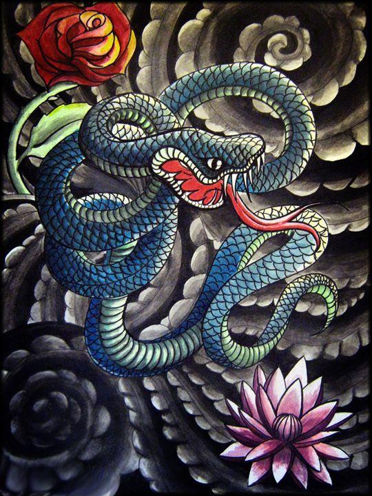 Serpent - Rebecca Ra