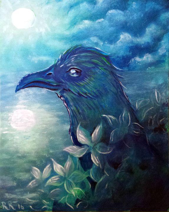 Crow Moon Medicine - Rebecca Ra