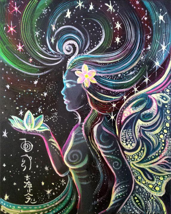 Divine Feminine - Rebecca Ra