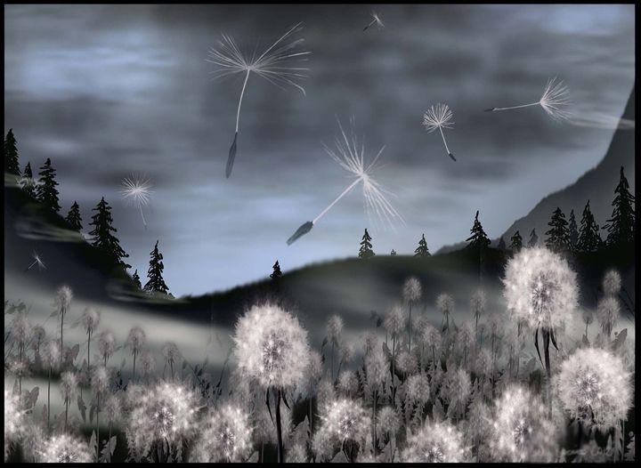 Windswept Wishes - Rebecca Ra