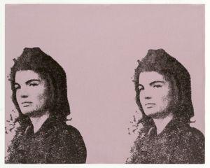 "Andy Warhol ""Jackie II"" - 1965"