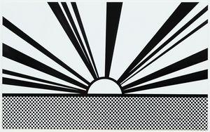 Roy Lichtenstein - Landscape 4