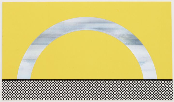 Roy Lichtenstein - Landscape 7 - Windsor Gallery