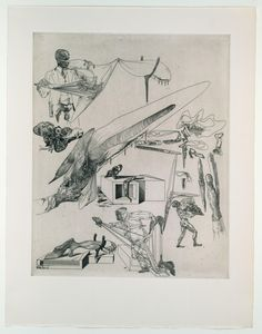 Salvador Dalí - Limp Cranes
