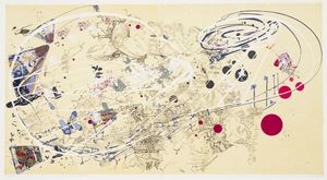 Sarah Sze - Untitled