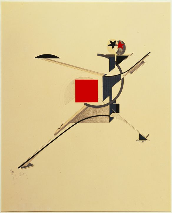 El Lissitzky - The New Man - Windsor Gallery