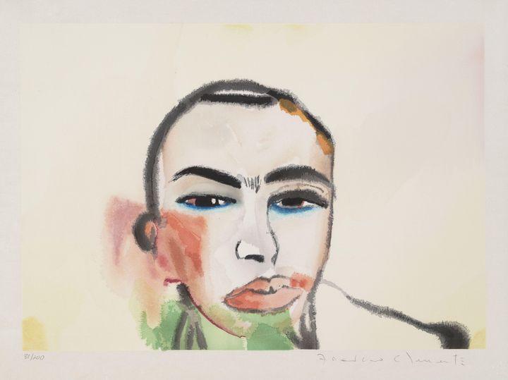 Francesco Clemente - Untitled - Windsor Gallery