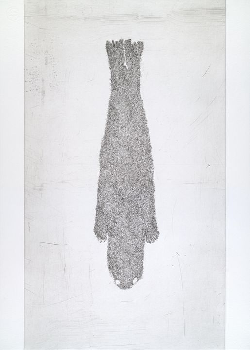 Kiki Smith - Untitled 4 from White.. - Windsor Gallery
