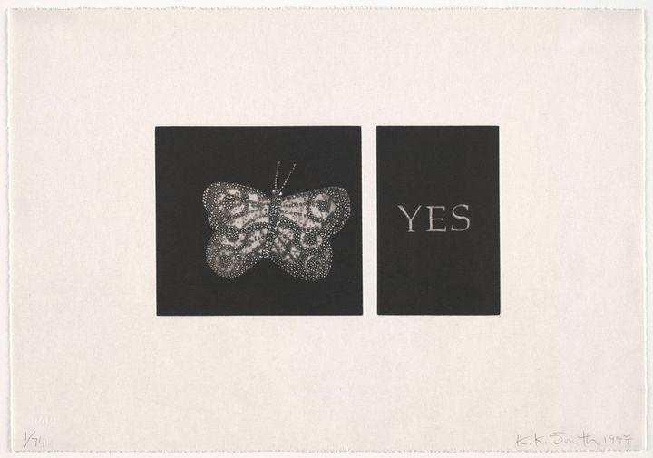 Kiki Smith - Yes - Windsor Gallery