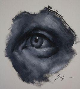 oil eye study