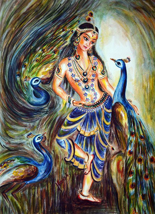 Peacocks - Harsh Malik