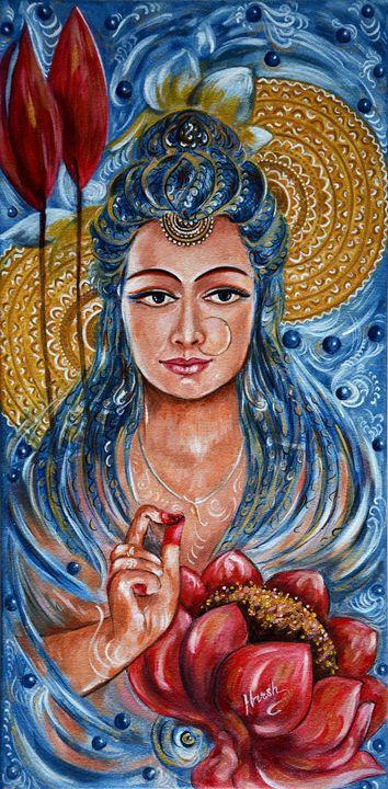 Chakra Lotus - Harsh Malik