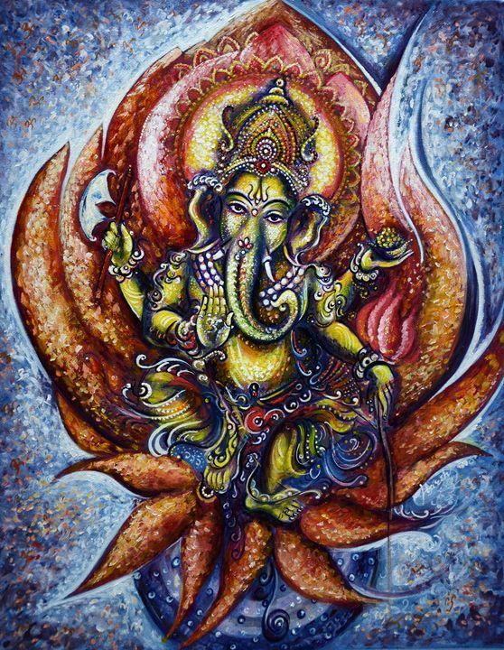 Dancing Ganesha - Harsh Malik