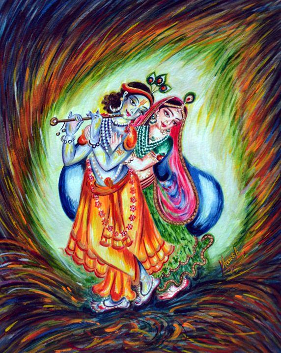 Radha Krishna - Harsh Malik