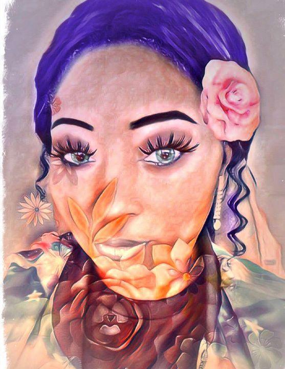 Flower Girl - Christina Norfleet