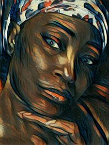 Soulful Glance - Christina Norfleet