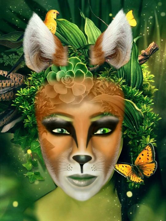 Mother Nature - Christina Norfleet