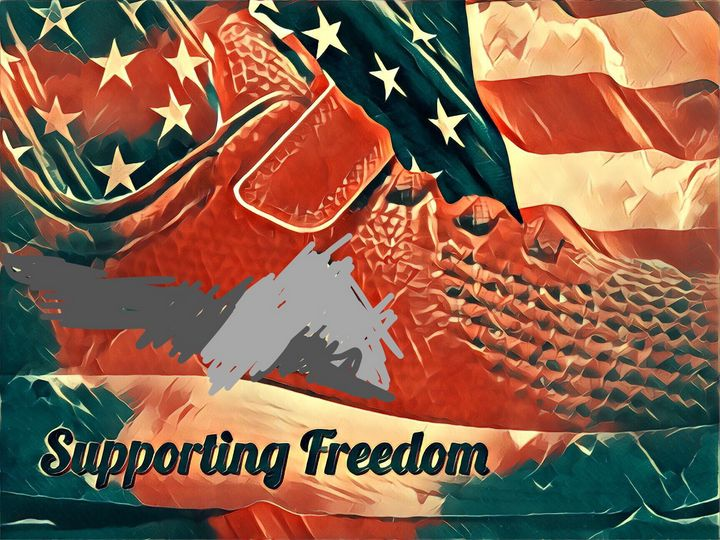 Freedom - Christina Norfleet