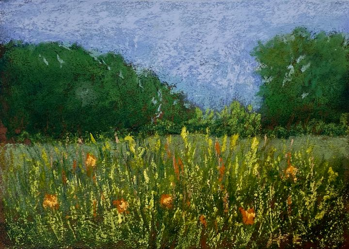 Wild Flowers - Howard Keith Clark