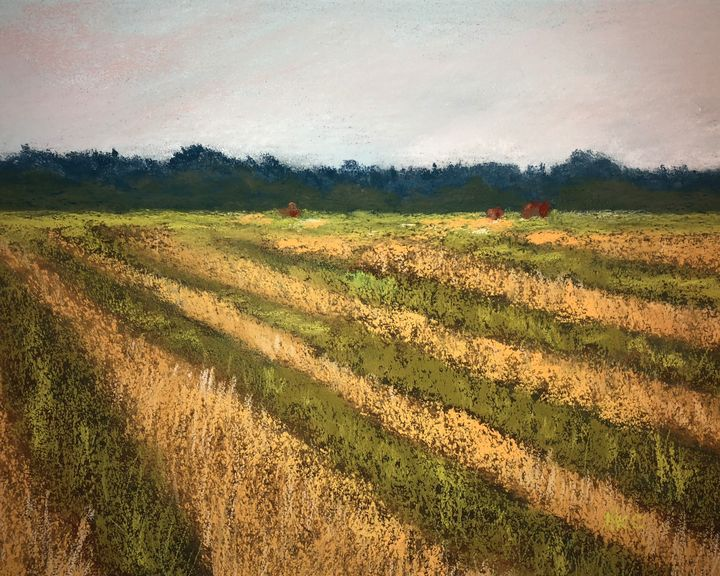 After the Harvest - Howard Keith Clark