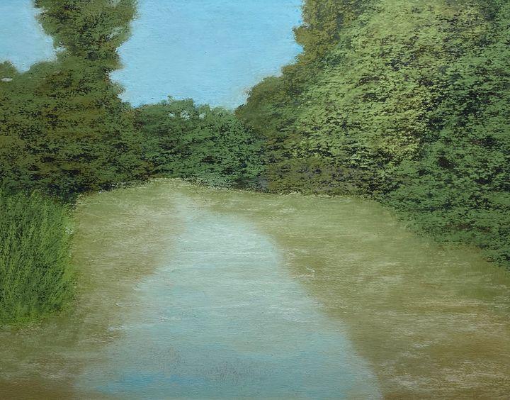 Mississippi Delta-Muddy Bayou - Howard Keith Clark