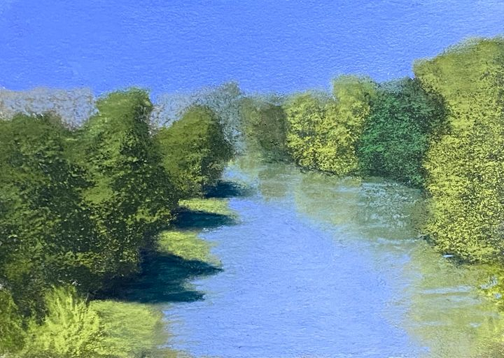Mississippi Bayou-Greenville - Howard Keith Clark