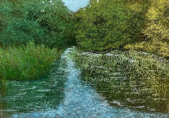 Delta Creek - Howard Keith Clark