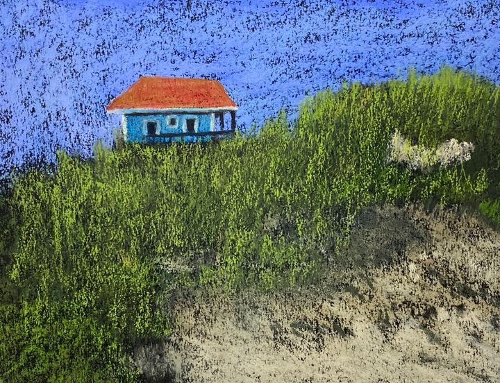 On the Other Side of the Dune - Howard Keith Clark