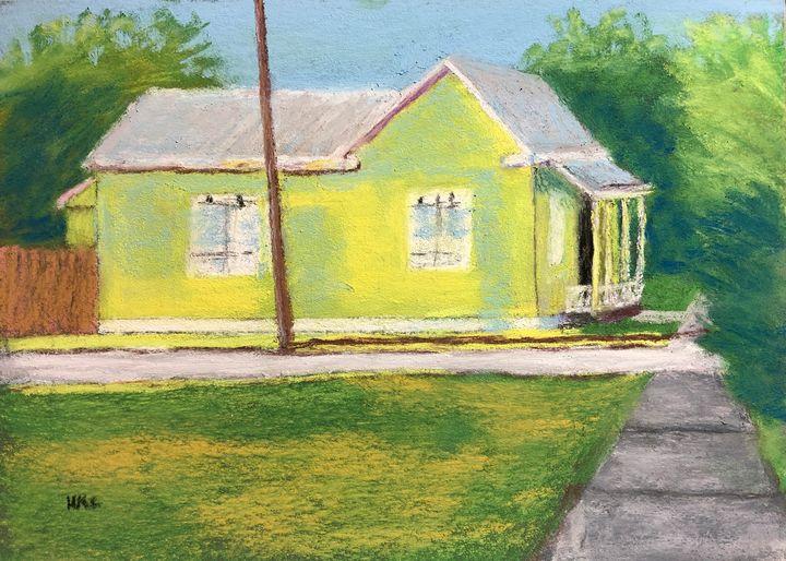 House on 27th Street - Howard Keith Clark