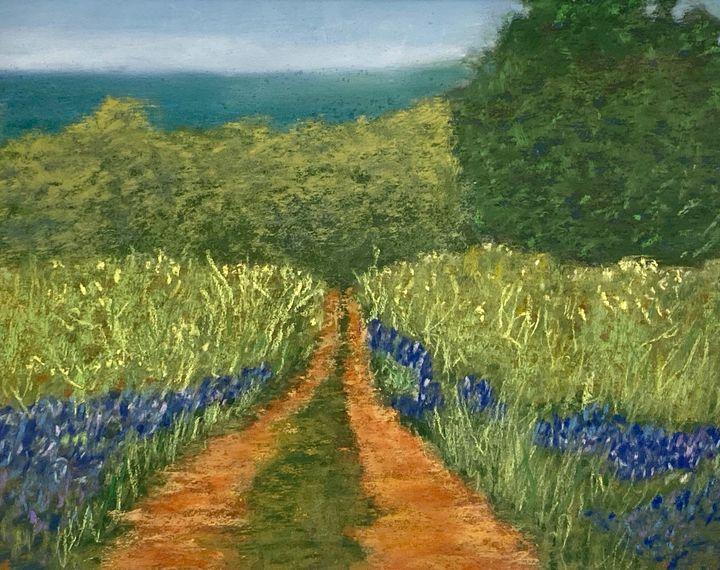 Across the Valley - Howard Keith Clark