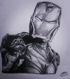 Ironman sketch