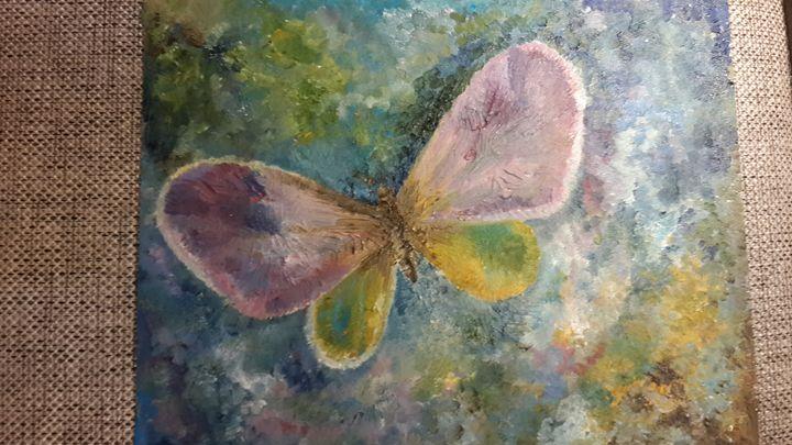 Butterfly - Little art