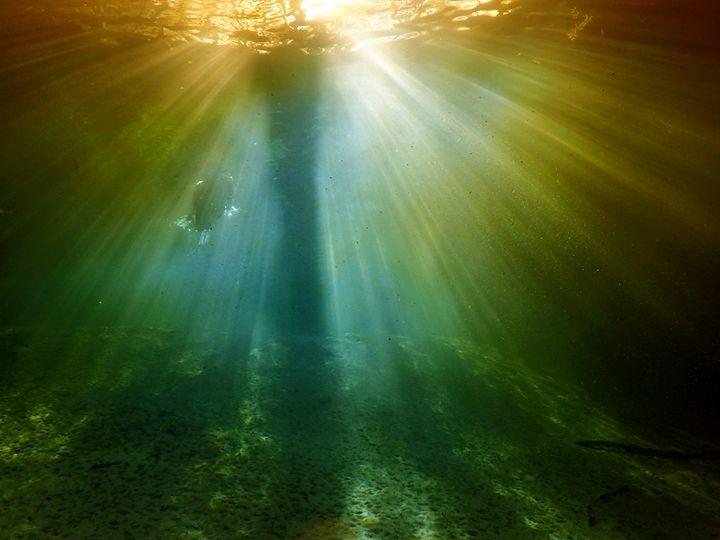 Ethereal Rays - Joe Cruz Photography