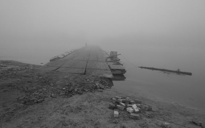 Morning. November. - Andrii Bilonozhko