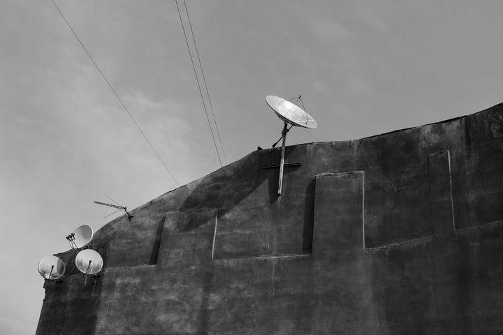Antennas - Andrii Bilonozhko