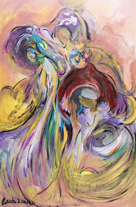 Jazz - Leah Lubin