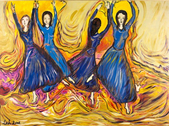 Joy of Ballet - Leah Lubin