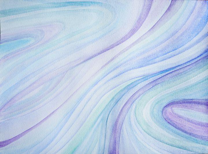 Swirl of Water - Artiztas