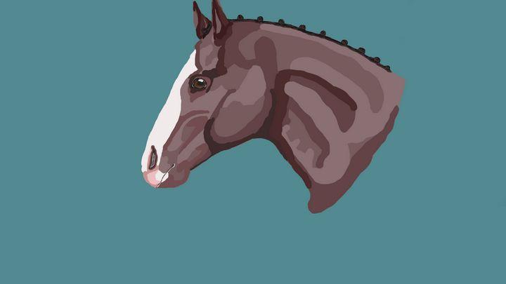 Horse - DanielleArt