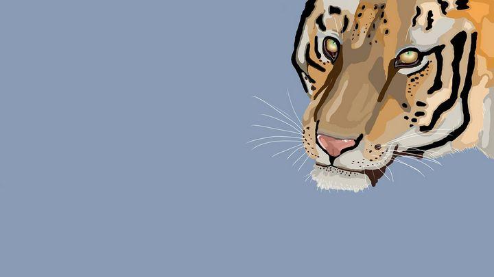 Tiger - DanielleArt