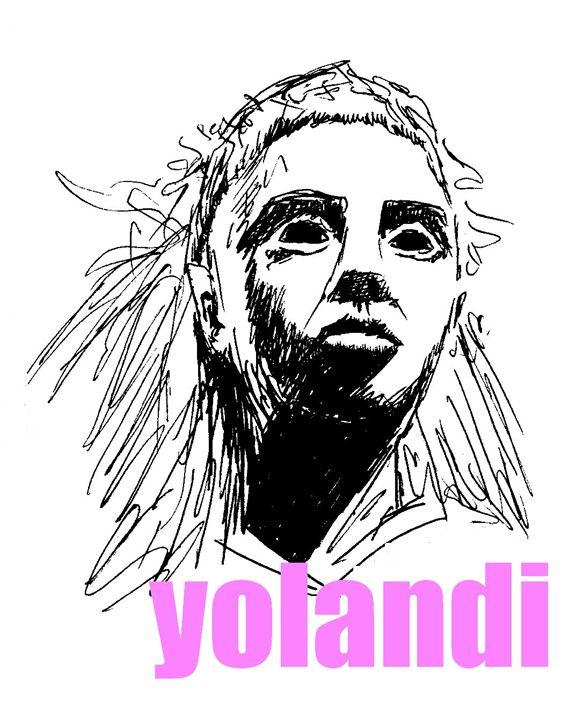 Yo-landi Visser - Printable Drawings