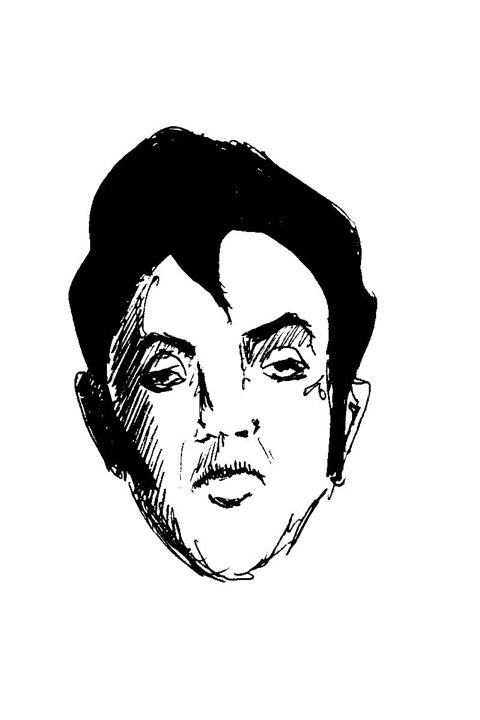 Elvis Presley - Printable Drawings