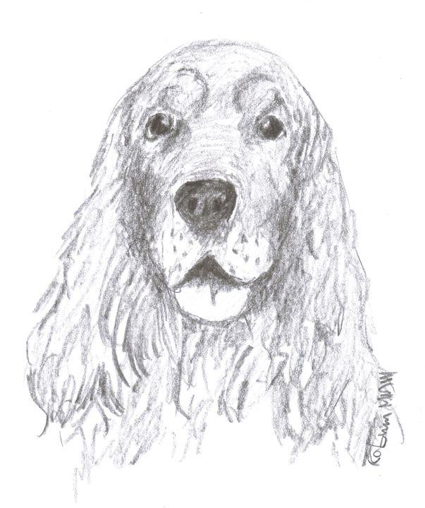 dog - Printable Drawings