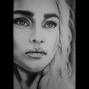 Pencil on paper work !!