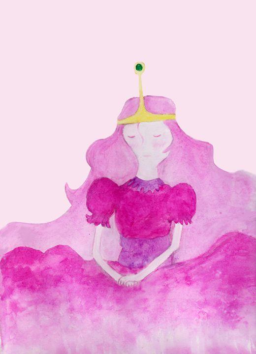 Princess Bubblegum - Lance